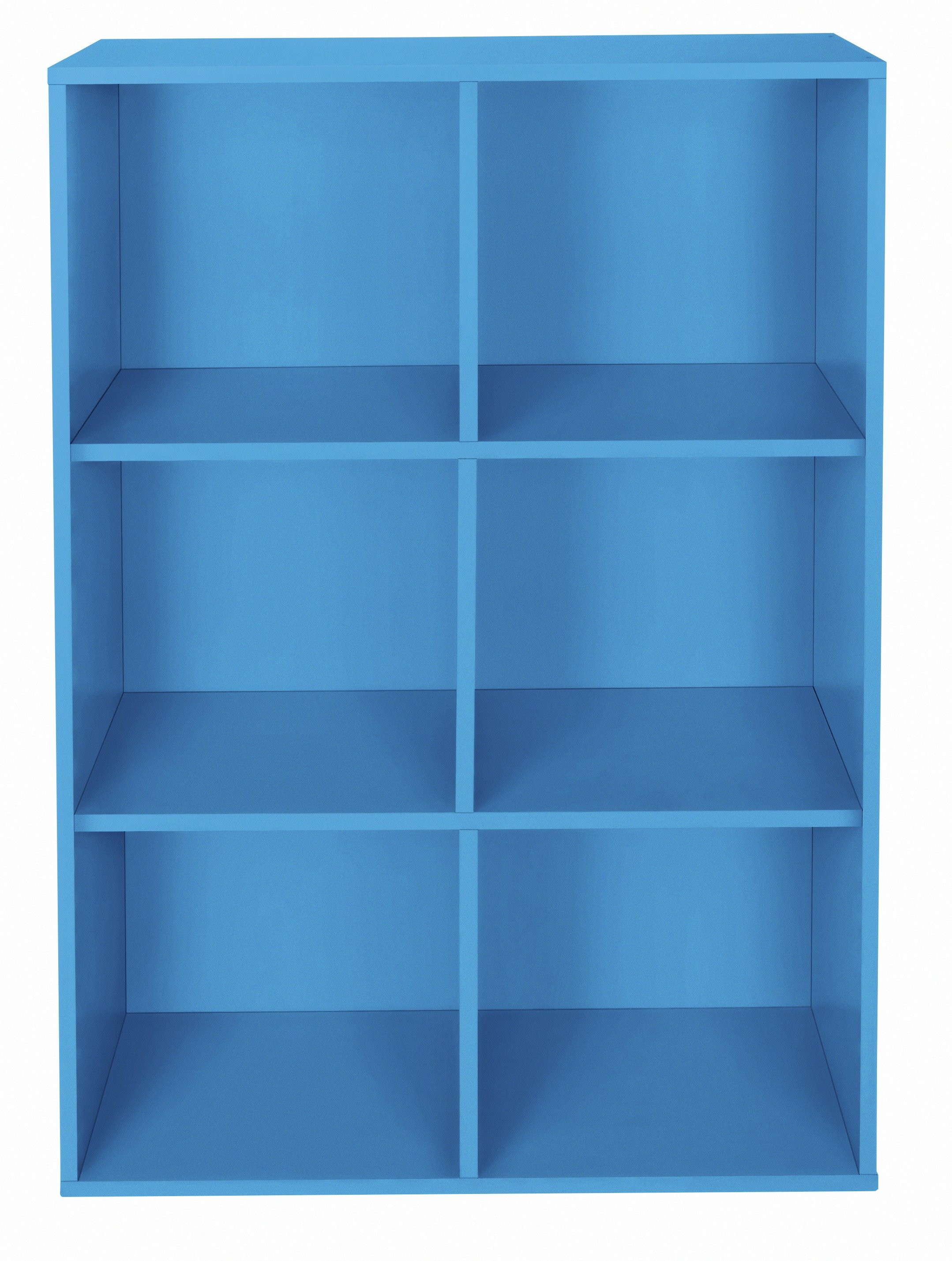 home-phoenix-6-cube-storage-unit-blue