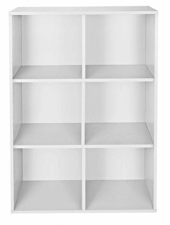 home-phoenix-6-cube-storage-unit-white