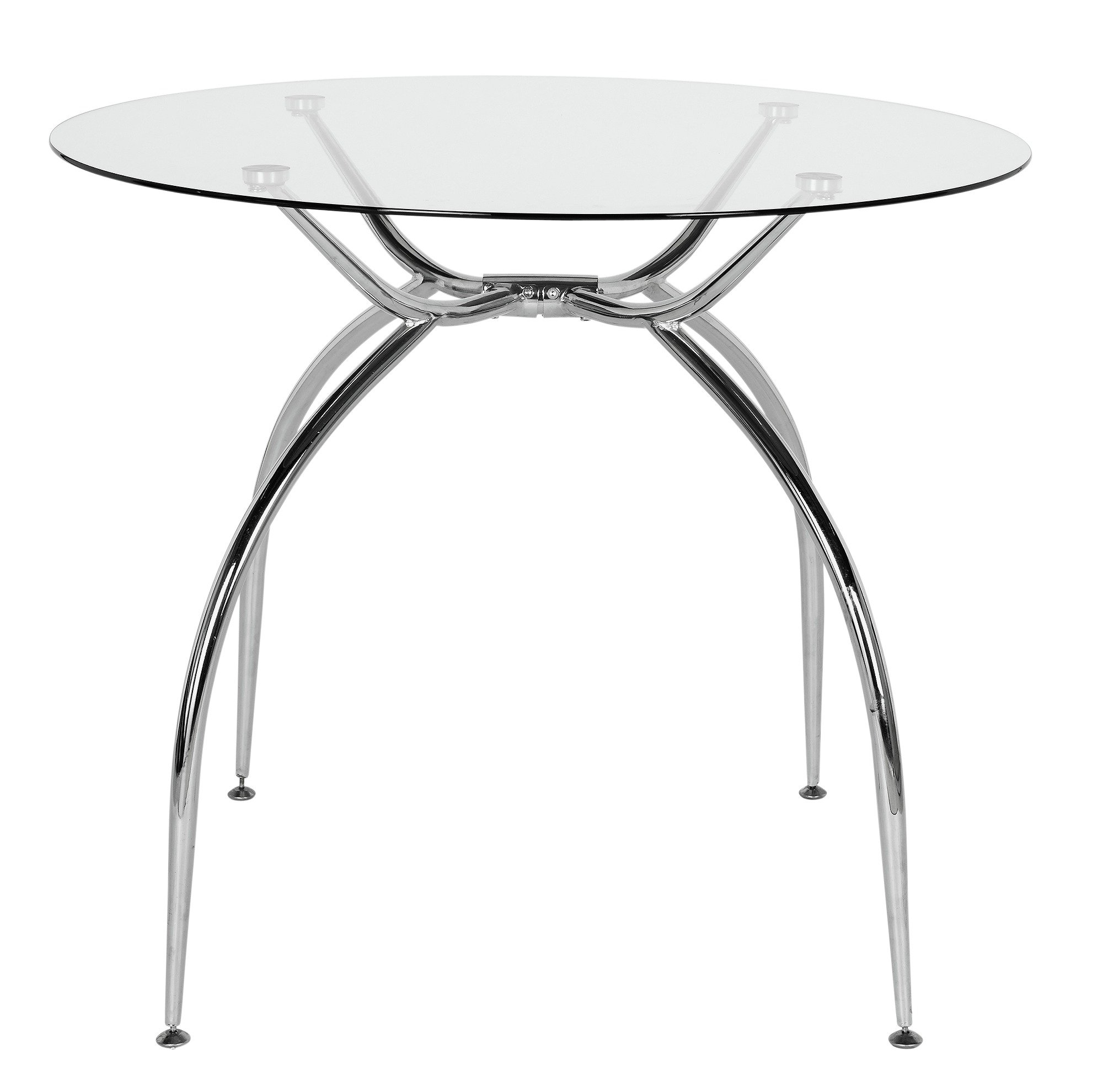 Argos Home Lusi Glass Dining Table and 4 Chairs Reviews