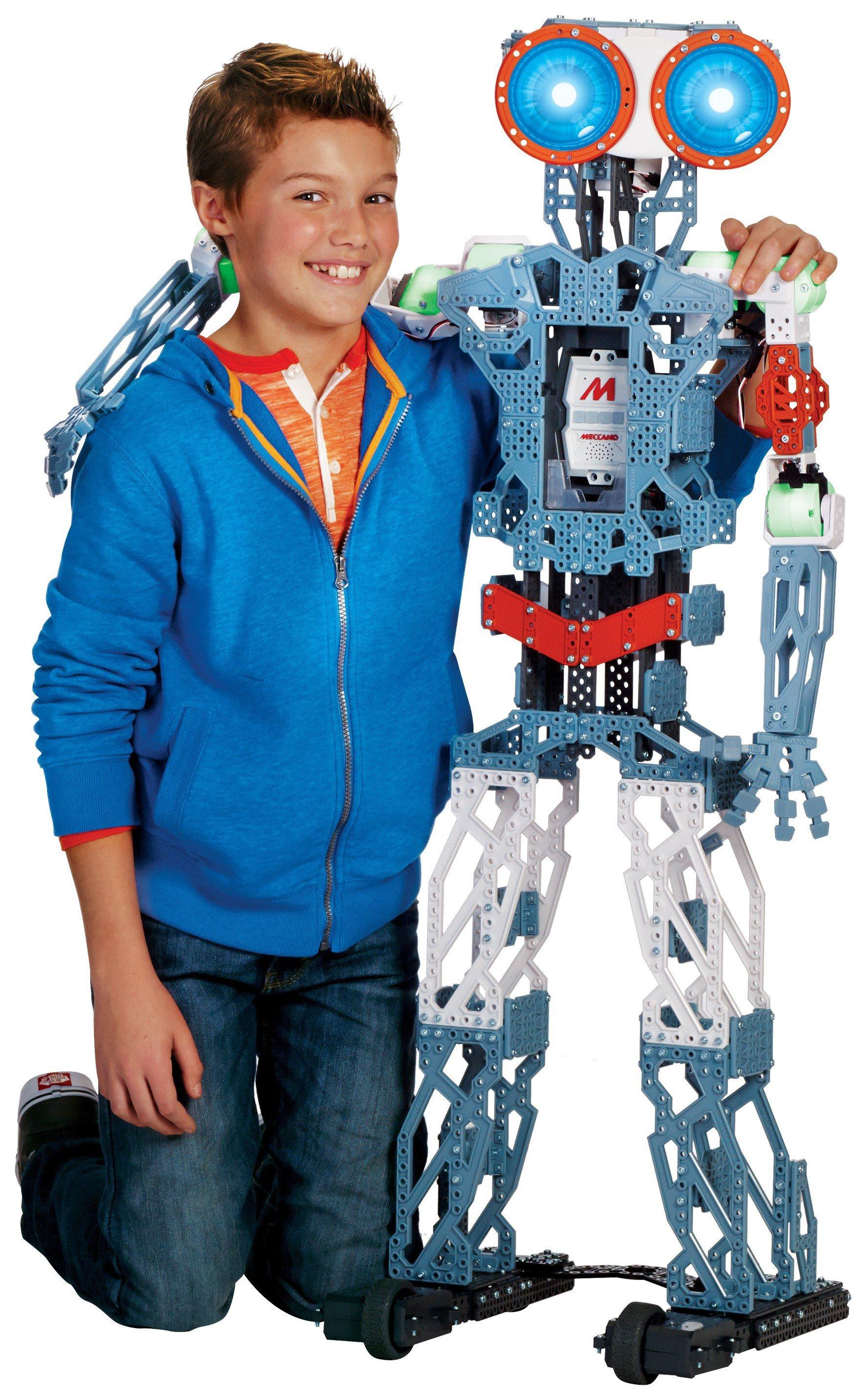 Image of Meccano - MeccaNoid G15 KS Personal Robot