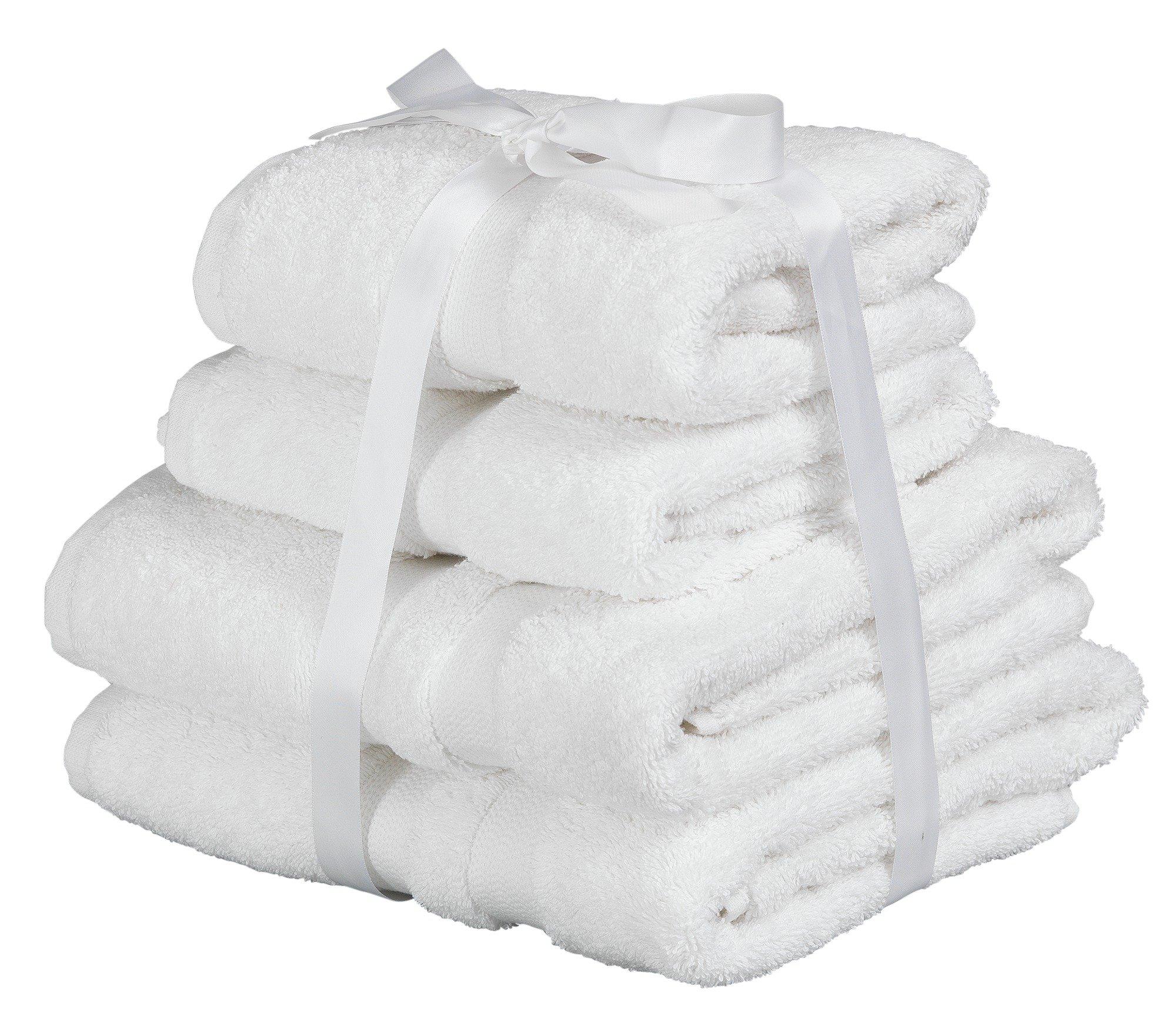 White apron argos - Heart Of House Egyptian Cotton 4 Piece Towel