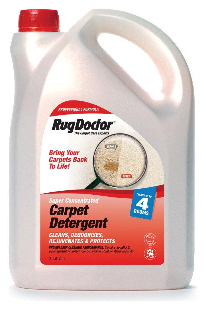 rug doctor carpet cleaner. rug doctor carpet detergent - 2 litre cleaner