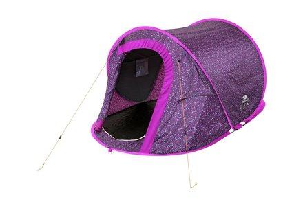 Image of Trespass Festival Pop Up Print Tent.