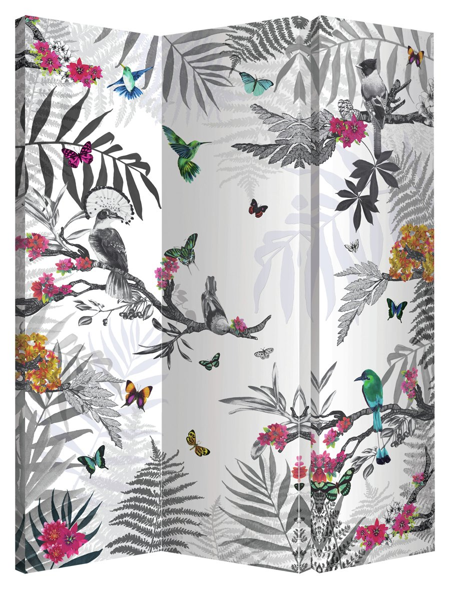 Image of Arthouse Enchantment Mystical Forest Room Divider.