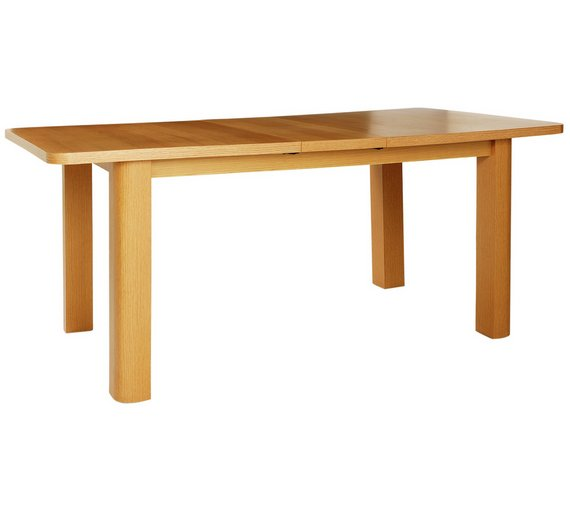 Argos Extending Dining Table And Chairs: Buy HOME Heyford Extendable Dining Table And 4 Chairs