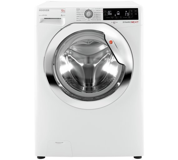 Buy Hoover DXP412AIW3 12KG 1400 Spin Washing Machine