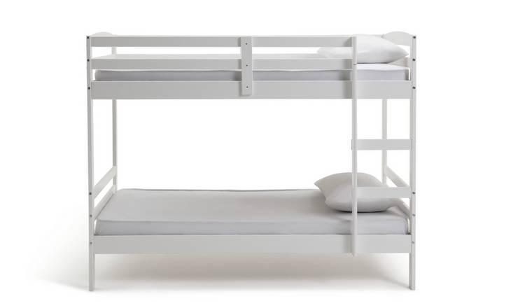 Buy Argos Home Josie Shorty Bunk Bed 2 Kids Mattresses White Kids Beds Argos