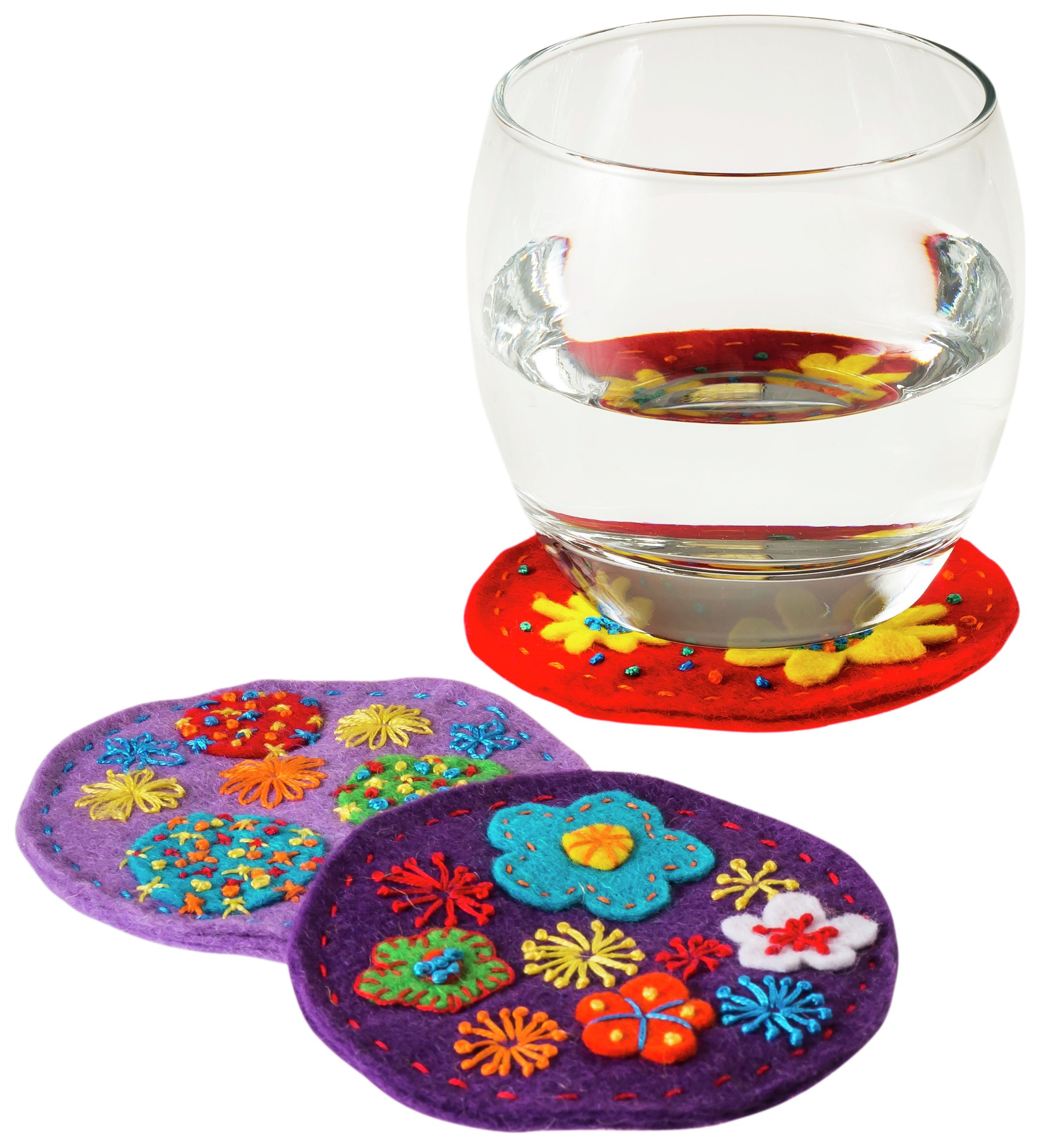 DIY Creative Projects - Felt Coasters lowest price