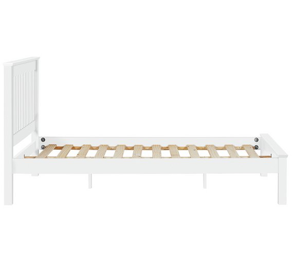 click to zoom - Double Size Bed Frame