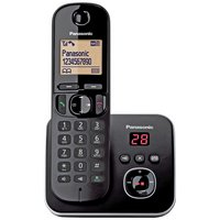 Panasonic - KXTG6801 - Cordless Telephone & Answer M/c-Single