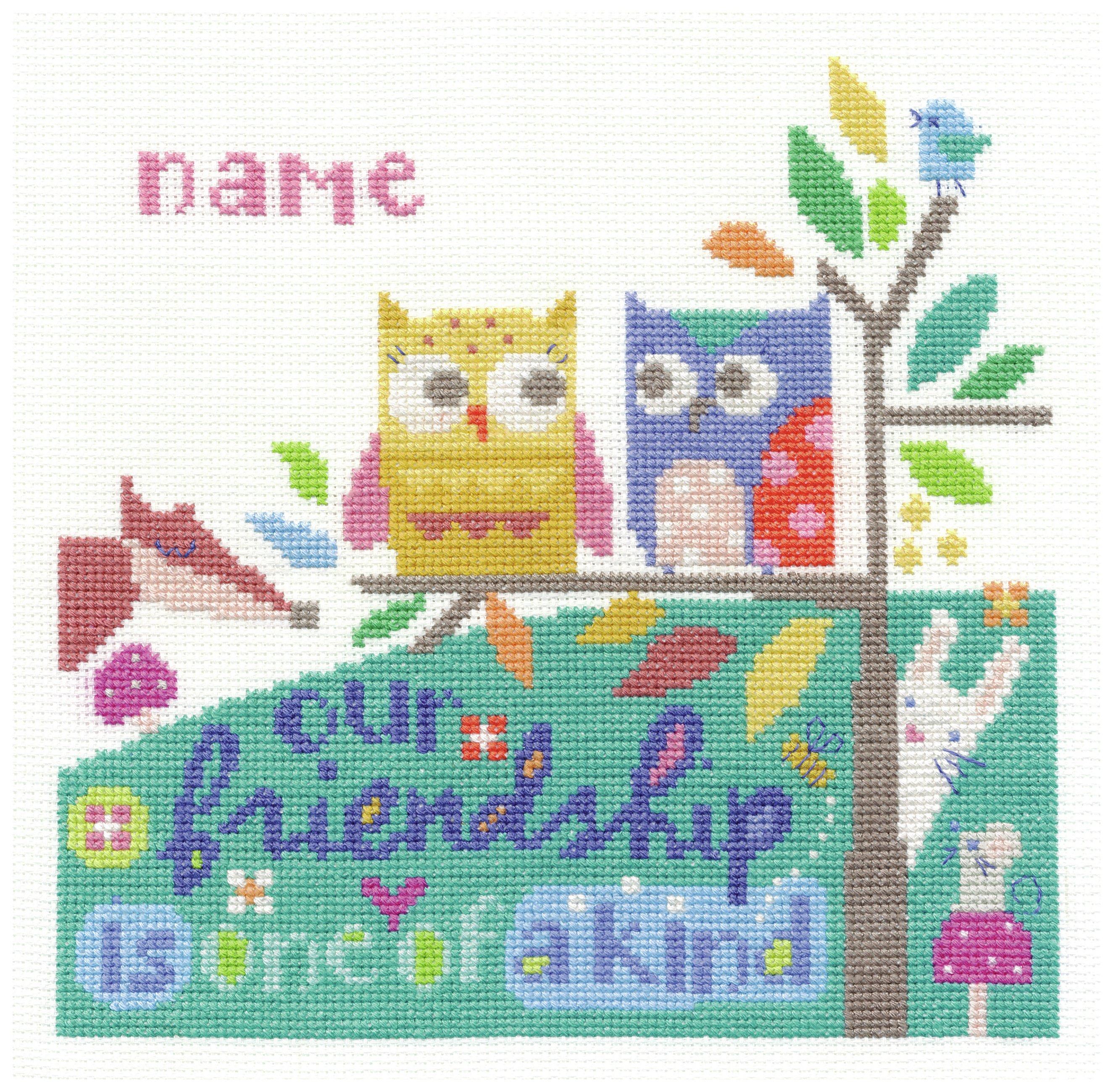 Friendship - Cross Stitch Kit lowest price
