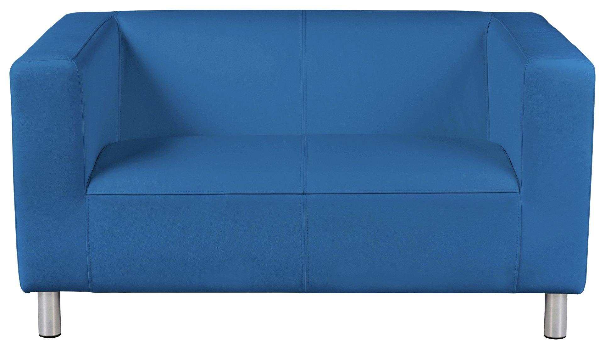 Buy ColourMatch Moda Compact 2 Seater Fabric Sofa - Marina ...