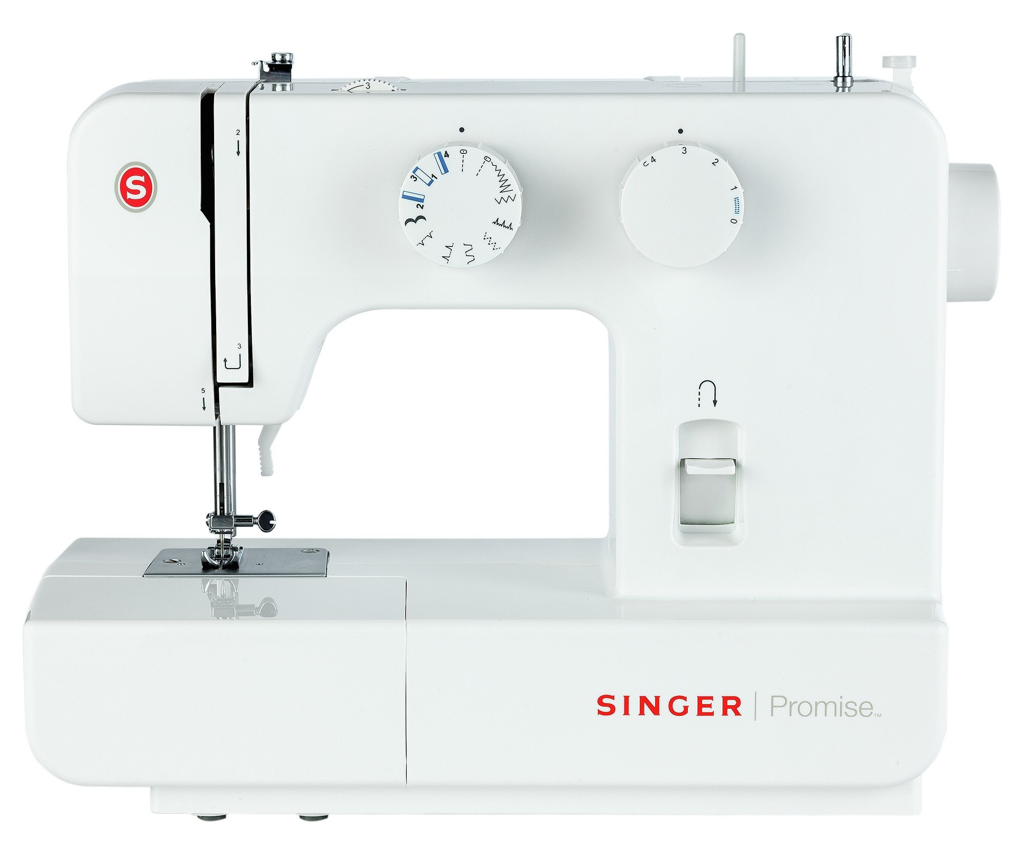 Singer - 1409 Sewing Machine - White