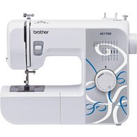 Brother - AE1700 Manual Stitch Sewing Machine - White