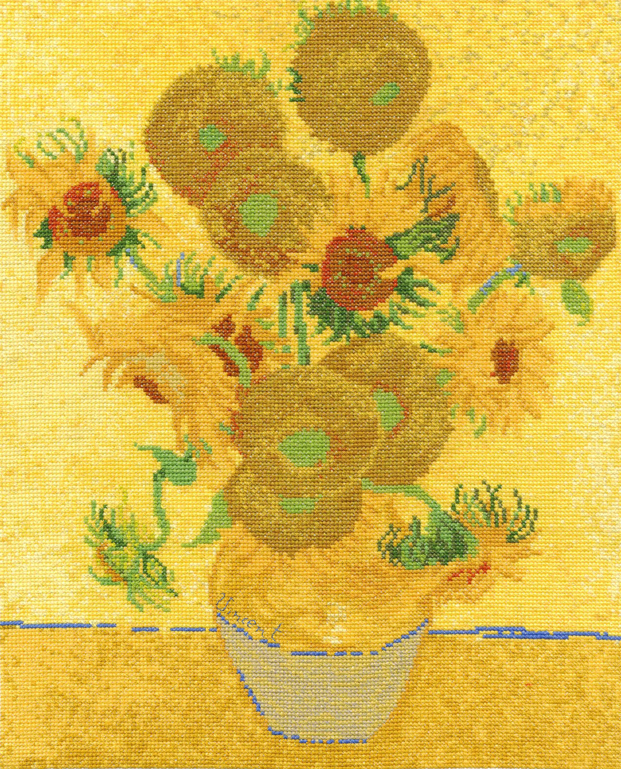 national-gallery-van-gogh-sunflowers-cross-stitch-kit