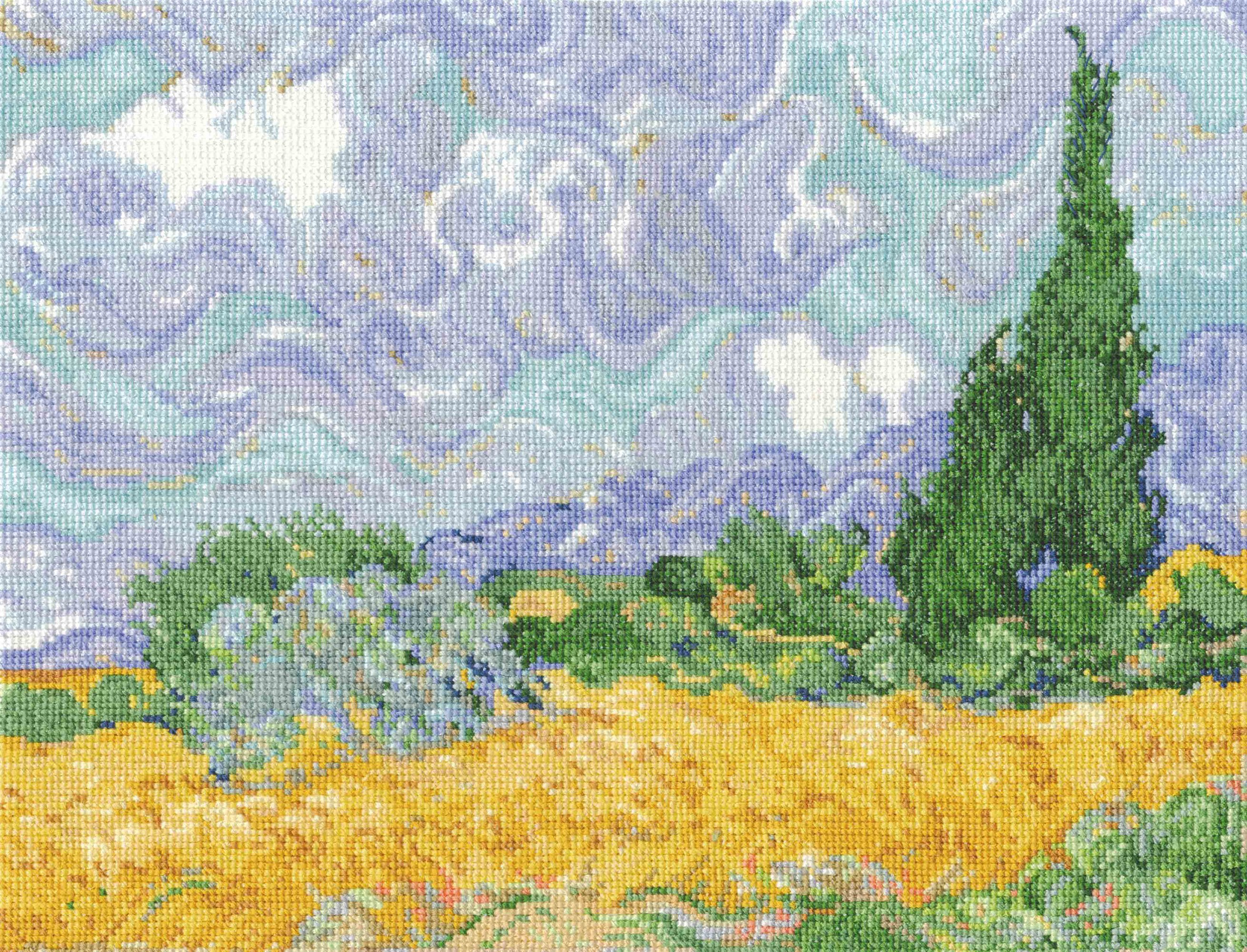 national-gallery-van-gogh-wheatfield-cross-stitch-kit