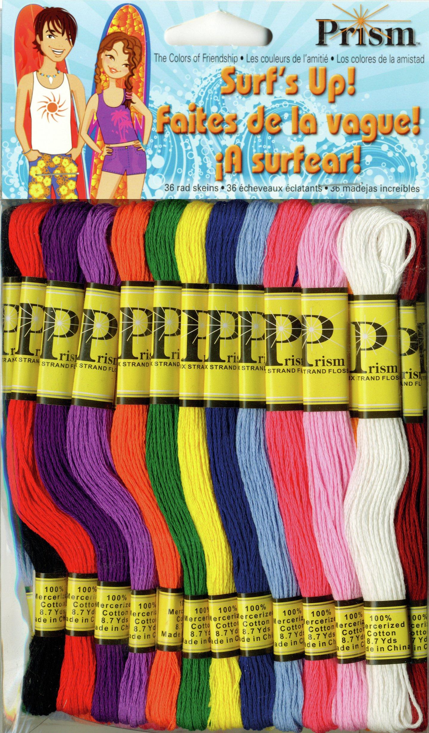 Prism Surfs Up Craft Thread - Medium Pack lowest price