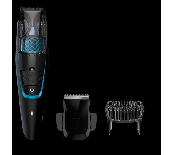 buy philips bt7202 vacuum beard and stubble trimmer series 7000 at. Black Bedroom Furniture Sets. Home Design Ideas
