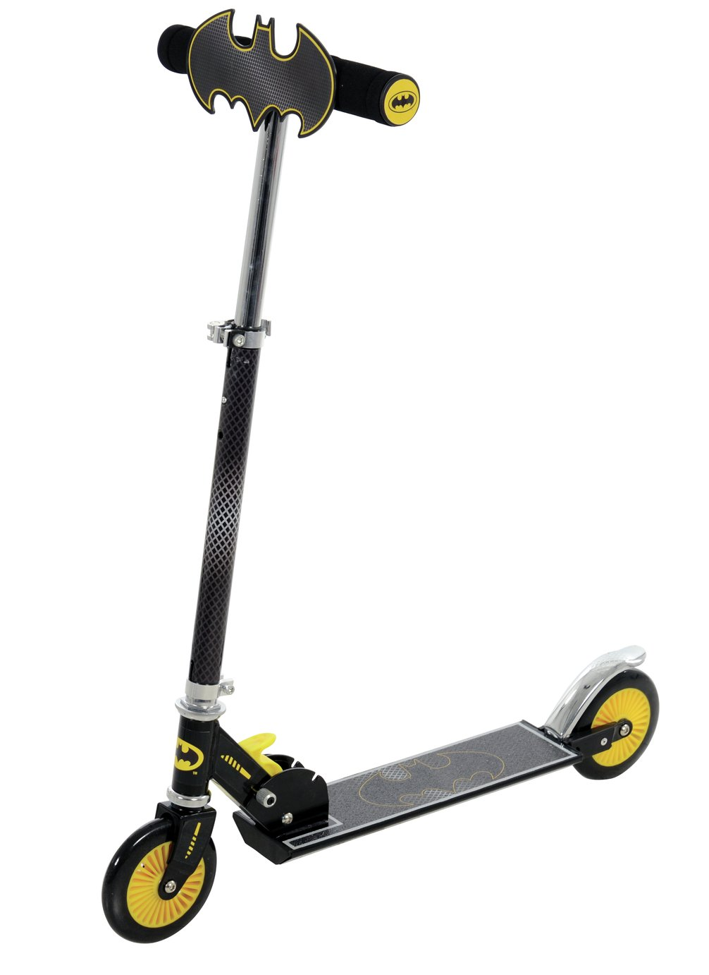Image of Batman - In-Line Folding - Scooter