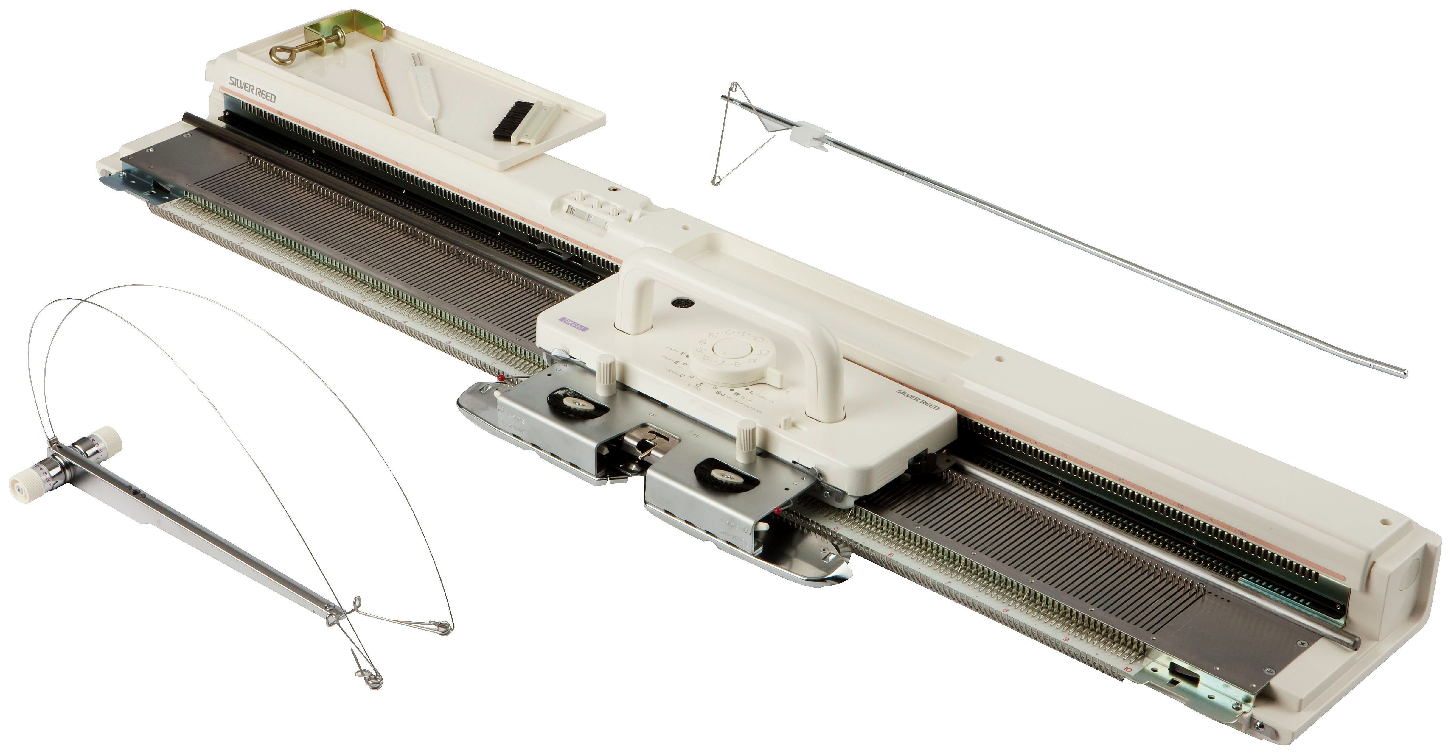 Silver Reed - SK840 Knitting Machine lowest price