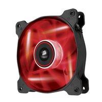 Corsair AF120 LED Red 120mm Cooling Fan - Dual Pack