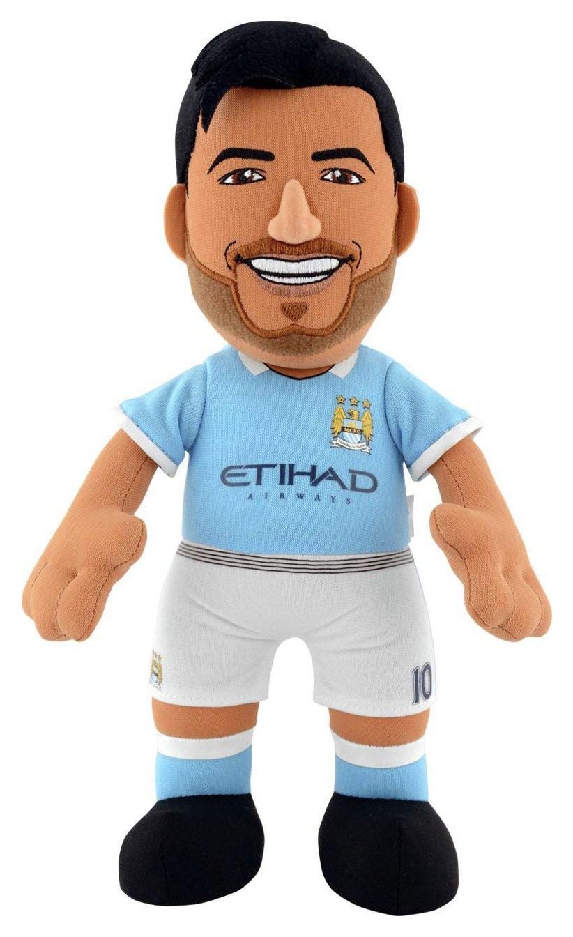 Image of Manchester City FC - Aguero - Creature - Plush Toy