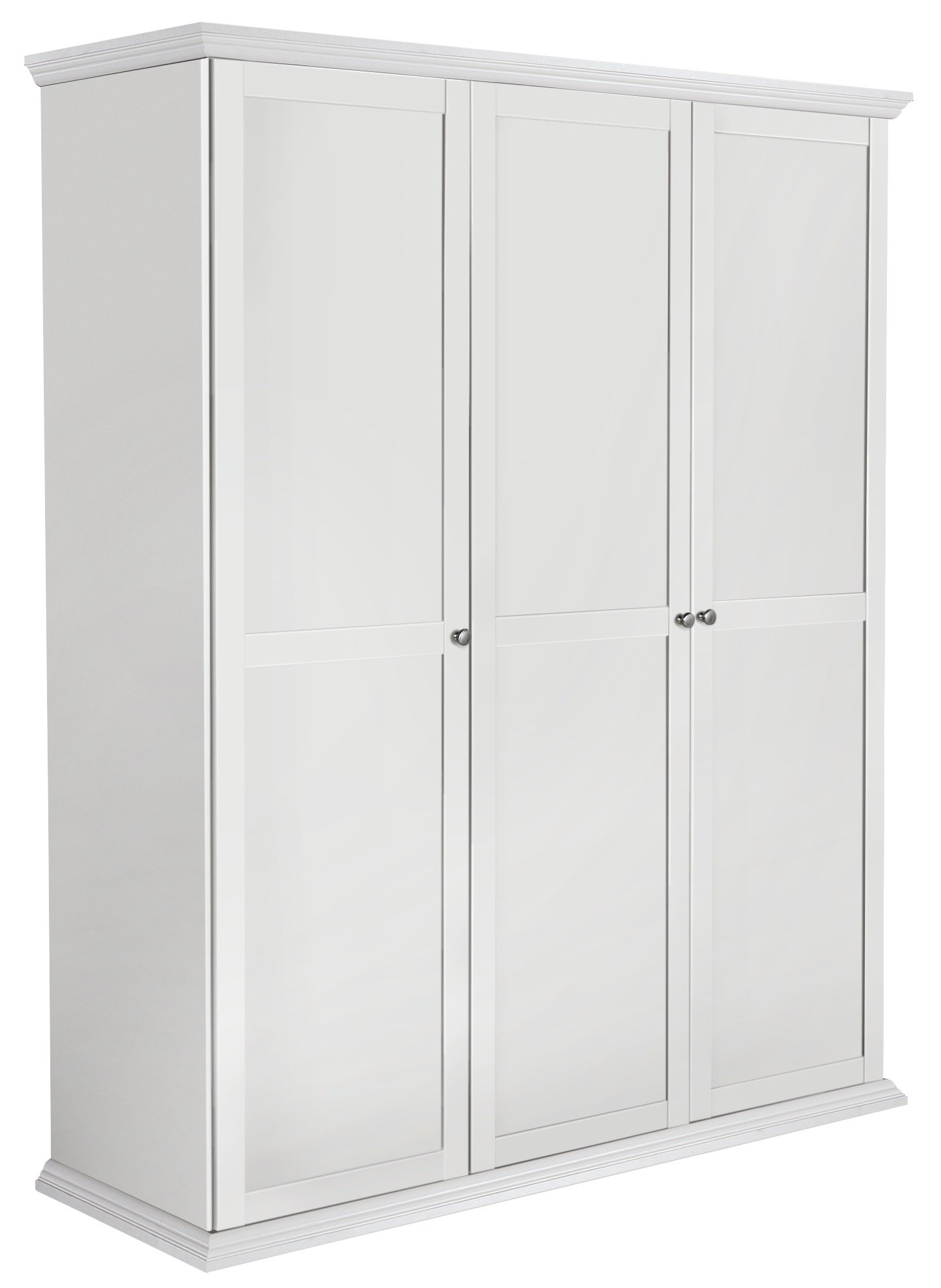 Argos Home Canterbury 3 Door Wardrobe
