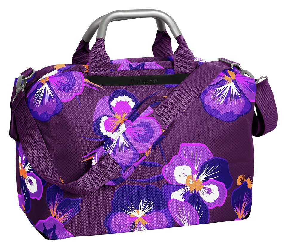 IT Worlds Lightest Oriental Floral Cabin Bag