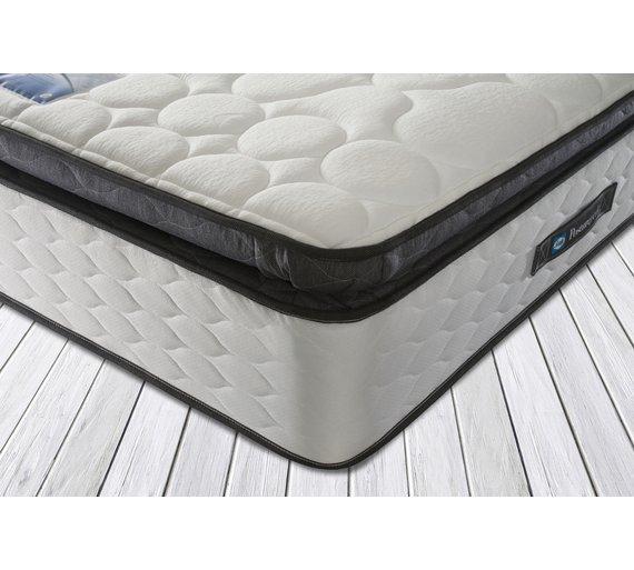 Buy Sealy Repose Memory Foam Pillowtop Kingsize Mattress