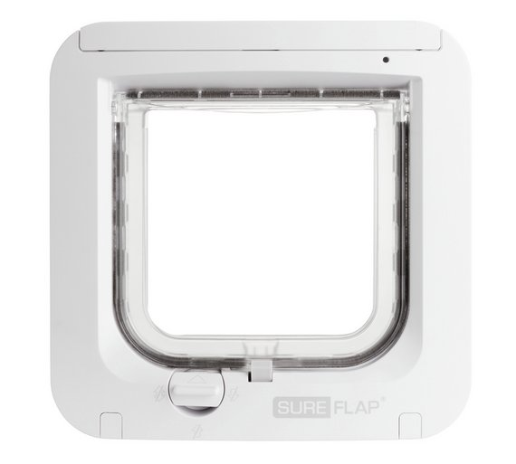Buy sureflap microchip cat flap pet flaps and doors argos sureflap microchip cat flap solutioingenieria Gallery