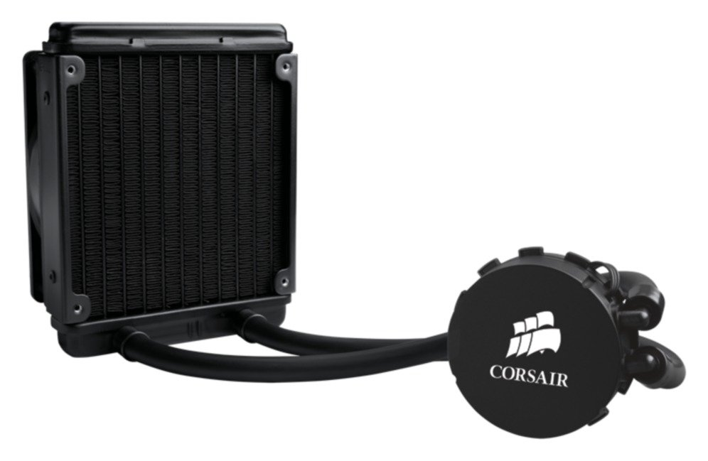 Image of Corsair Hydro Series H55 Liquid CPU Cooler