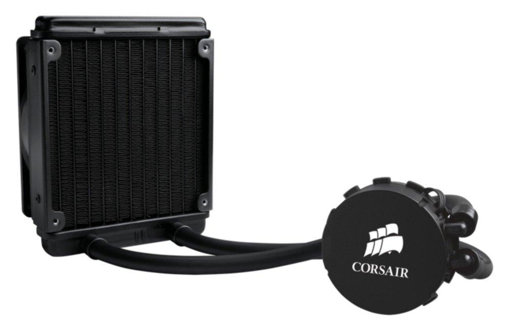 Corsair Corsair Hydro Series H55 Liquid CPU Cooler.