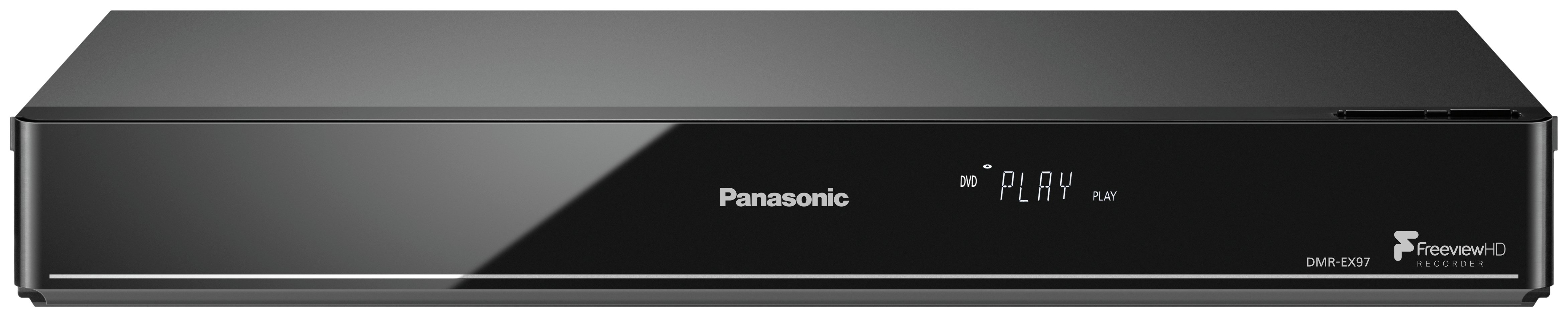 Image of Panasonic PVR and DVD Recorder 500GB DMR