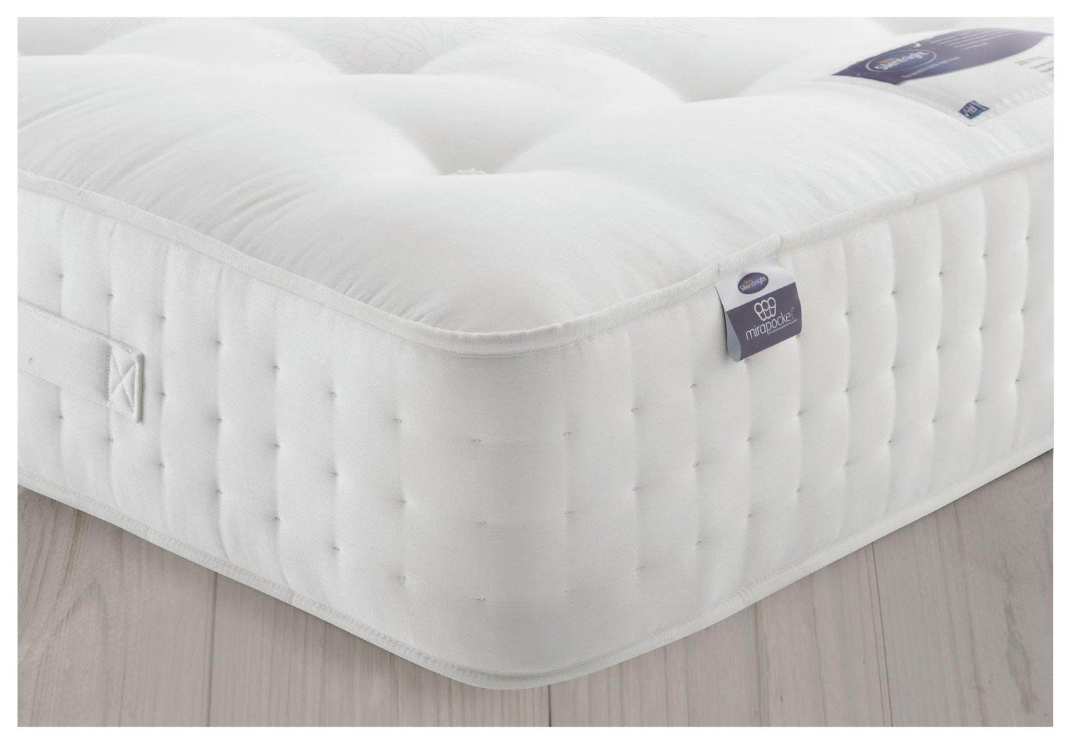 Silentnight Knightly 2800 Natural Ortho Double Mattress