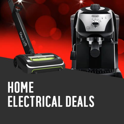 Black Friday home electrical deals.