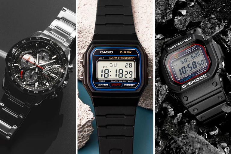 Shop Casio Timepieces at Argos. Including Edifice, Casio Vintage and the world's toughest watch - G-Shock