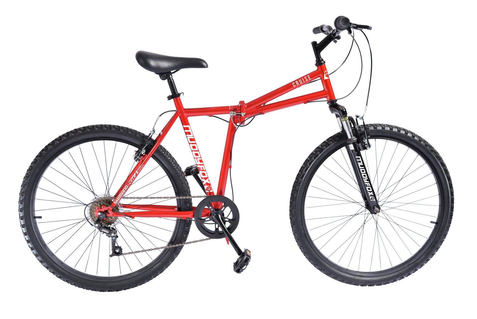 Muddyfox - Cruise - 26 Inch Folding - Bike - Men's
