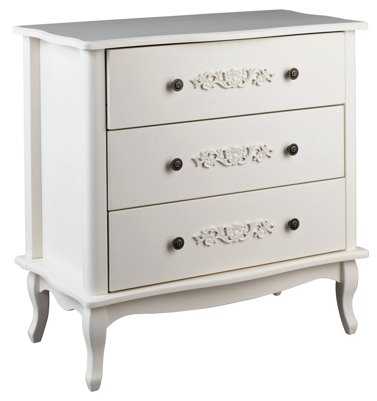 Collection Sophia  Drawer Chest Ivory