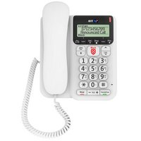 BT - Decor 2600 - Corded Telephone & Answer Machine - Single