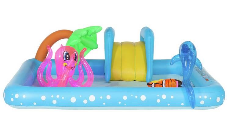 Buy Chad Valley 8 5ft Aquarium Kids Paddling Pool 308l Pools And Paddling Pools Argos
