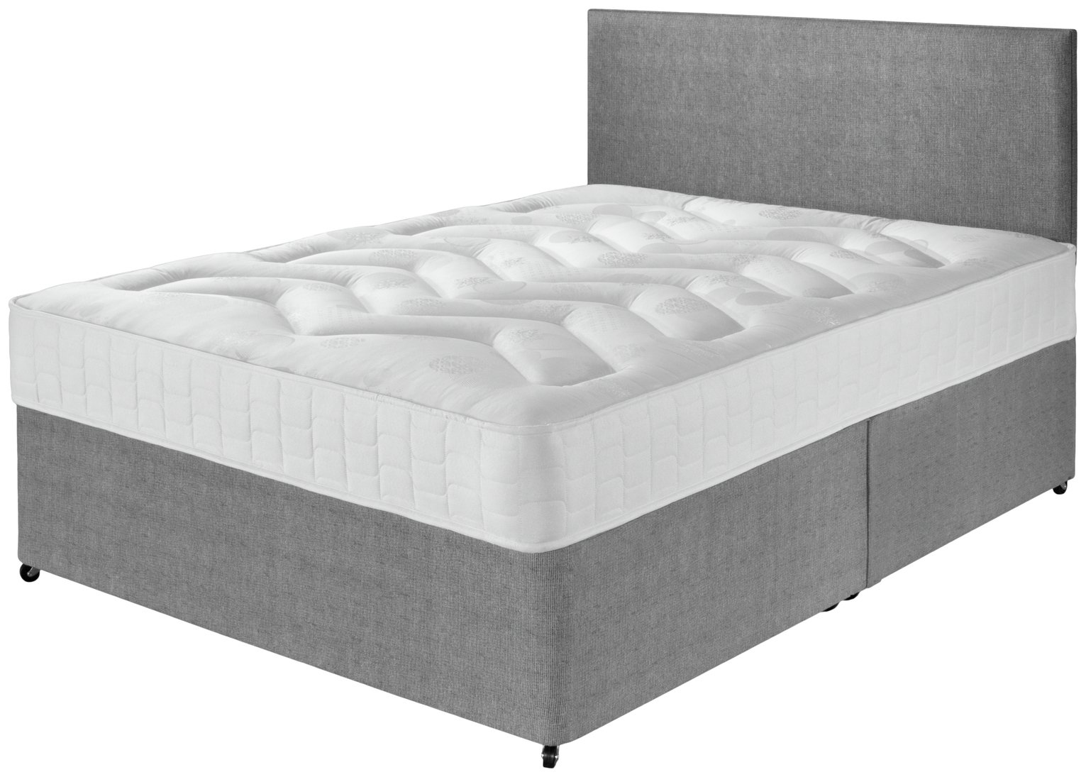 Airsprung Elmdon Deep Ortho Divan - Small Double