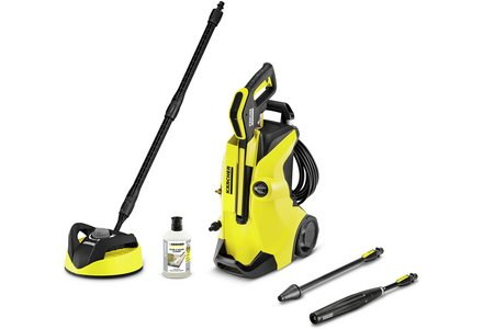 Image of the Karcher K4 Full Control Home Pressure Washer - 1800W.