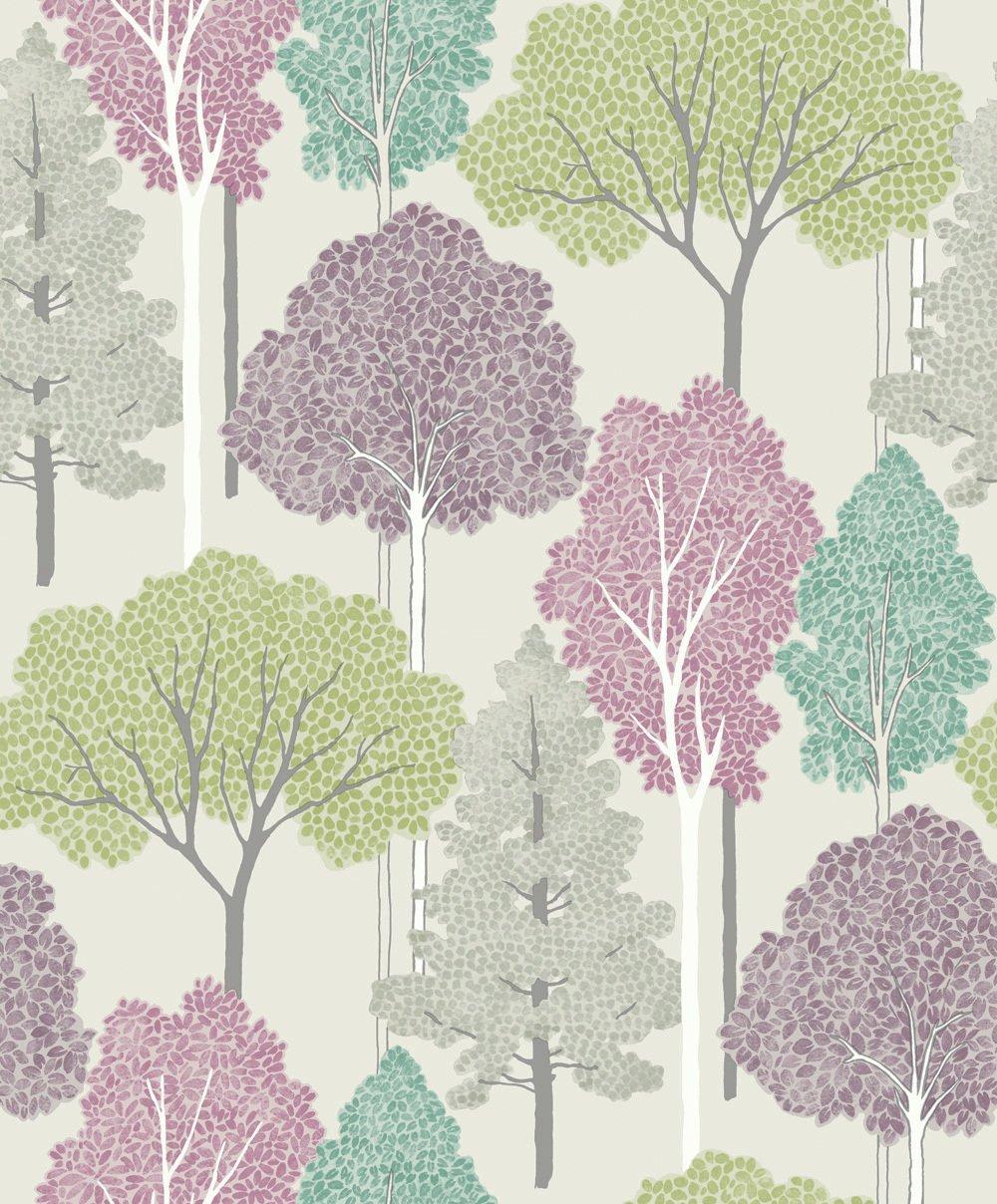 Image of Arthouse Imagine Ellwood Multi Wallpaper.