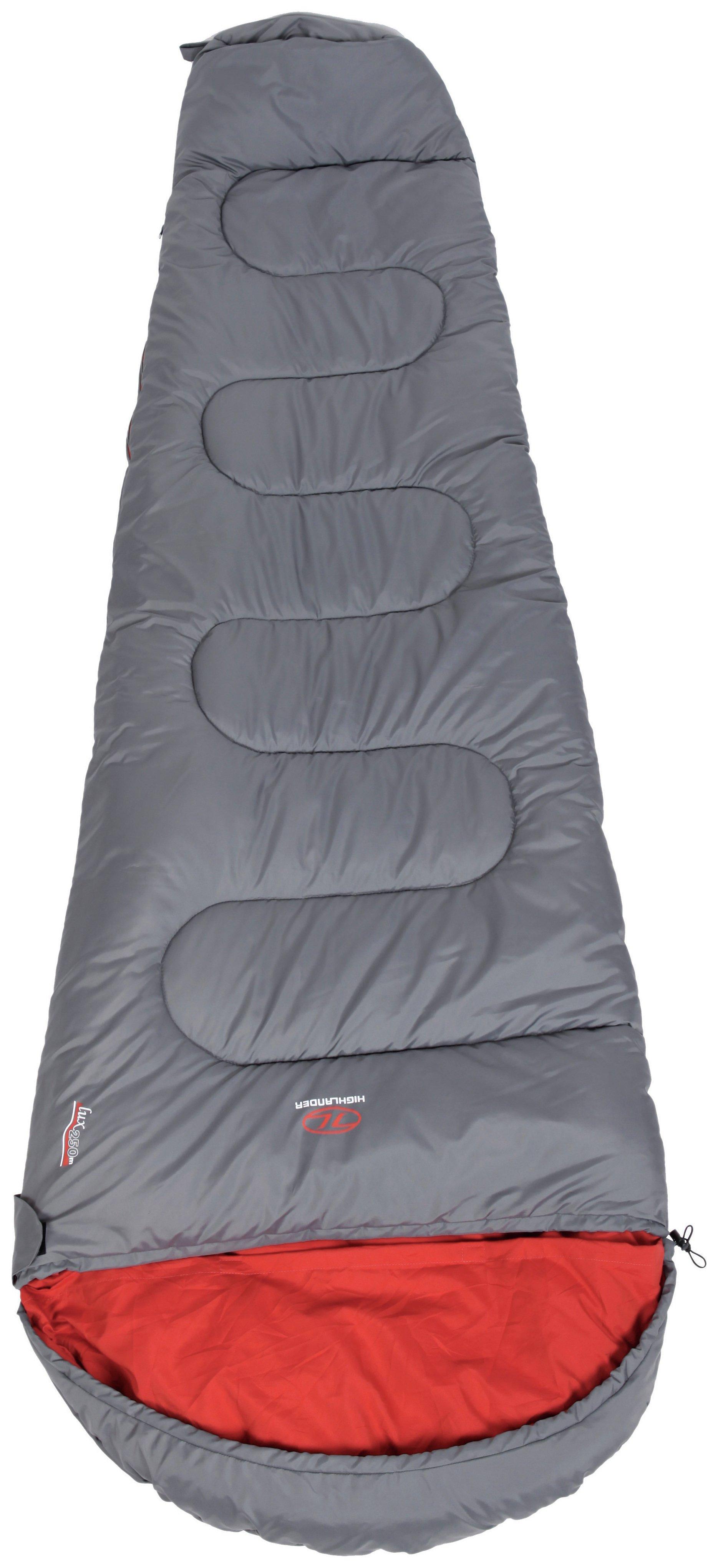 Highlander - 250GSM - Single Mummy Sleeping Bag lowest price