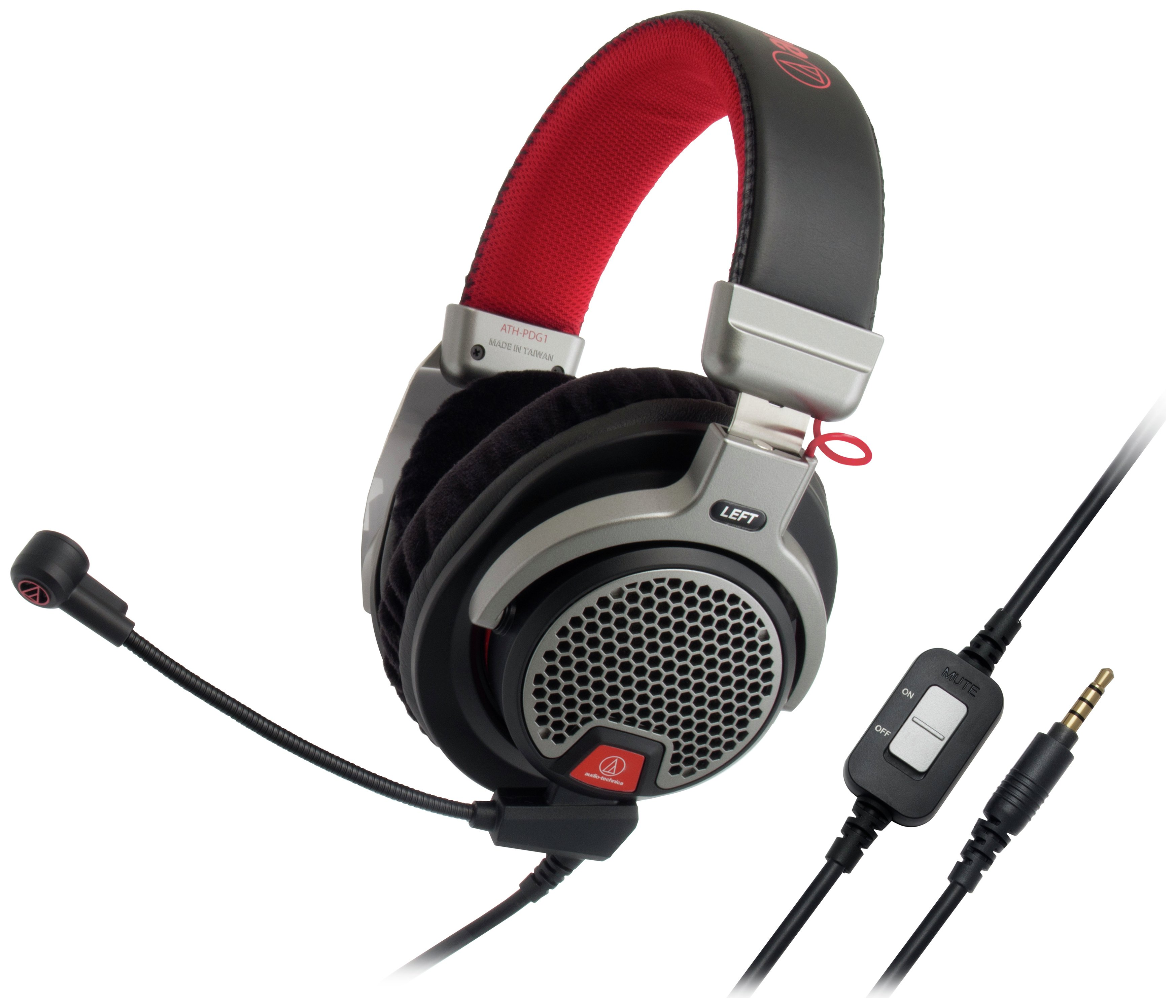 Image of Audio Technica ATH-PDG1 Gaming Headset.