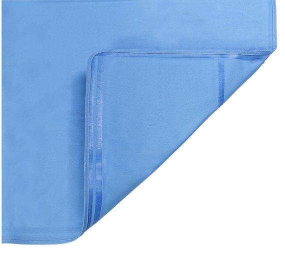 single mattress topper argos buy cool mattress topper. Black Bedroom Furniture Sets. Home Design Ideas