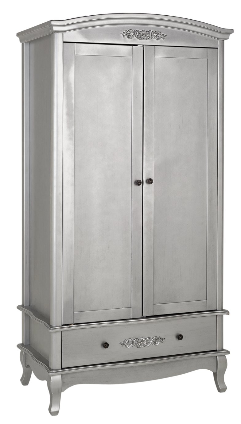Argos Home Sophia 2 Door 1 Drawer Wardrobe