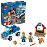 LEGO City Police Dog Unit Building Set - 60241