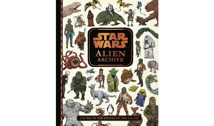 Star Wars Alien Archive: Guide to the Species of the Galaxy