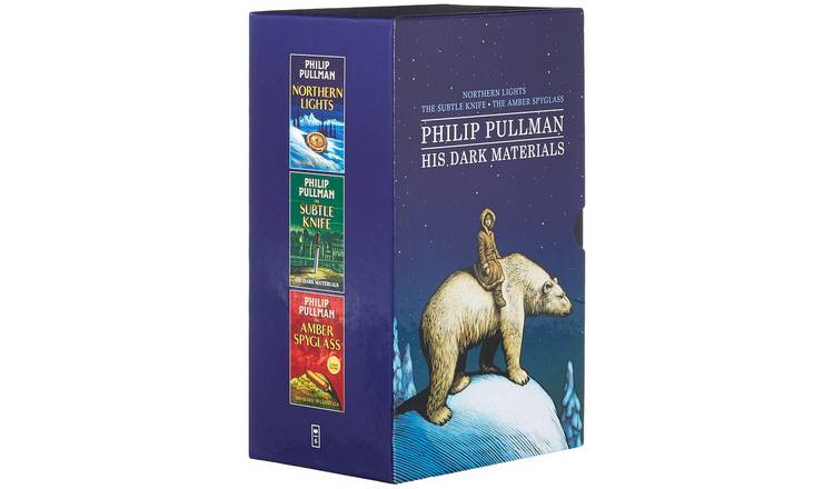 Philip Pullman - His Dark Materials Trilogy Box Set